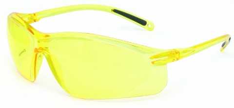 Uvex RWS-51045 A702 - Amber Lens Safety Glasses