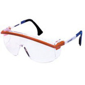 Uvex S145 Astrospec 3000 Amber Safety Glasses