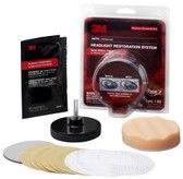 3M 39008 Headlight Restoration Kit