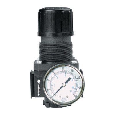 "Arrow Pneumatic PR354G Pneumasterair 1/2"" Regulator With Gauge"