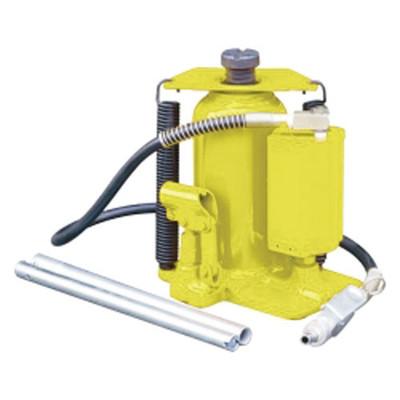 Esco Equipment 10446 20 Ton Air Hydraulic Bottle Jack--Yellowjackit