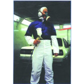 E-Z Mix 74850 Anti-Static Spray Suit Xl W Hood
