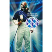 E-Z Mix 75254 Anti-Static Xxl Spray Suit Hood