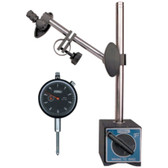 Fowler 72-520-199 Dial Indicator Set Black Face