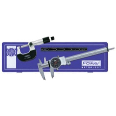 Fowler 72-229-711 Mechanics Measuring Set