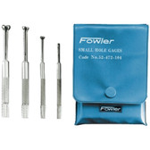 Fowler 72-472-104 Small Hole Gauge Set
