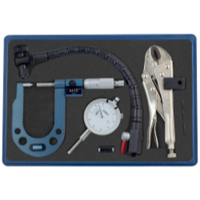 Fowler 72-520-222 Disc & Rotor/Ball Joint Gage W/Micrometer Kit