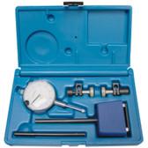 """Fowler 72-520-707 1""""Long Range Dial Indicator Set,Magnetic Base"""