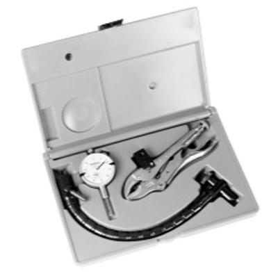 Fowler 72-520-717 Gauge Disc Brake Rotor & Ball Joint Gauge Set,Prem