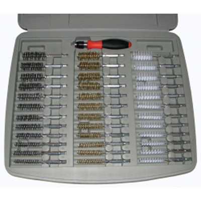 Innovative Products Of America 8001D 36Pc Bore Brush Set W/ 1/4 Driver Handle