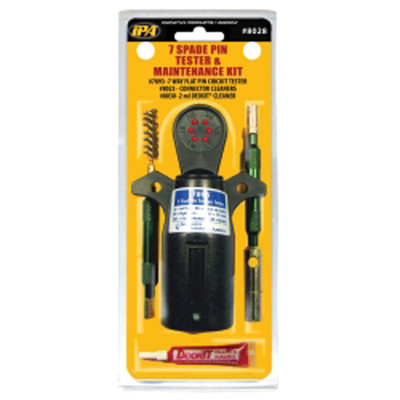 Innovative Products Of America 8028 7-Way Spade Pin Towing Maintenance Kit