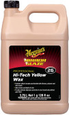 Meguiars M2601 Hi-Tech Yellow Wax - Gallon