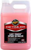 Meguiars D15501 Last Touch Detailing Spray - Gallon