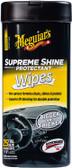 Meguiars G4000 Supreme Shine Protectant Wipes