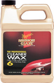 Meguiars M0664 Liquid Cleaner Wax 64 Oz.