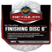 "Meguiars DMF6 DA Microfiber Finishing Disc 6"" - 2 Pack"