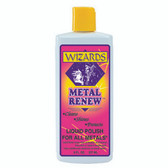 Wizards 11020 Metal Renew Liquid Polish 8oz