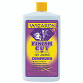 Wizards 11040 Finish Cut Compound 32oz