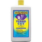 Wizards 11044 Turbo Cut Compound 32oz