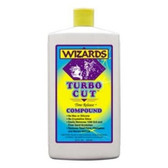 Wizards 11045 Turbo Cut Compound 4oz