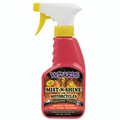 Wizards 22208 Mist-N-Shine Detailer 8oz