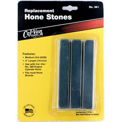 Cal Van Tools 361 Medium Stones (3)