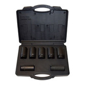 Cal Van Tools 968 7-Pc FWD Axle Nut Socket Set