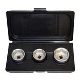 Cal Van Tools 996 Euro/GM Oil Socket Set
