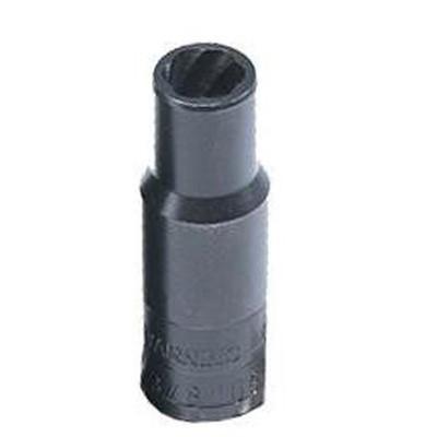 "Lock Technology 4622D Twist Socket, Deep Well, 9/16"", 3/8"" Drive"