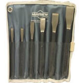 Mayhew Tools 60560 Cold Chisel Set, 6pc