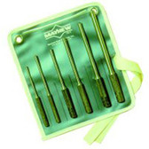 Mayhew Tools 62250 Pilot Punch Set, 6 Pieces