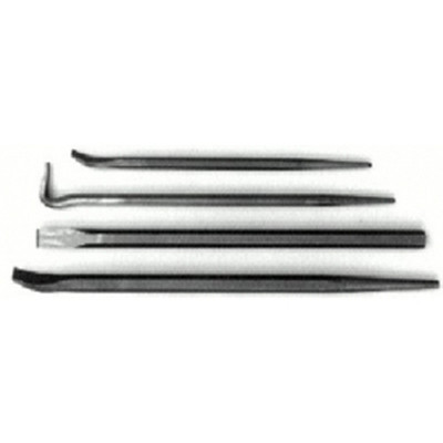 Mayhew Tools 76284 Pry Bar Set, 4 Pieces