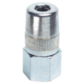 Plews 05-035 Heavy Duty Hydraulic Coupler for Grease Guns