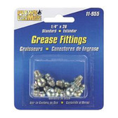 Plews 11-955 Grease Fitting Assortment, 8 Piece
