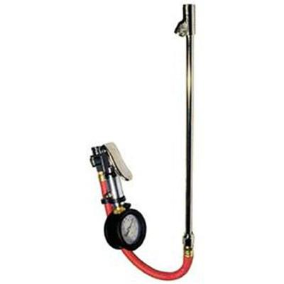 Plews 135 Inflator Gauge Dial Gauge 0-16