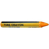 Plews 17-253 Yellow Tire Crayons 12Pk