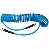 "Plews 24-25E-RET Poly Recoil Air Hose 1/4""X25'"