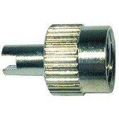 Plews 38-600-4 Tire Valve Caps - 4 Pack