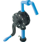 Plews 55-155 Heavy Duty Ryton DEF Rotary Barrel Pump, 5-55 Gallon