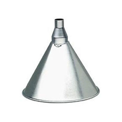 Plews 75-001 Funnel Galvanized 1Qt