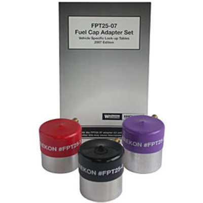 Waekon Industries FPT25-07UX Gas Cap Adapter Set
