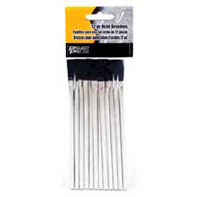 Performance Tool 1117 12 Pc Acid Brushes