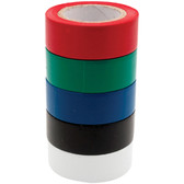 Performance Tool 1135 5Pc Electrical Tape