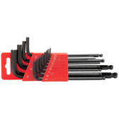 Performance Tool 1901 13 Pc Ball End Hex Key Set - MM