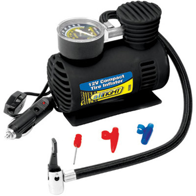 Performance Tool 60399 12V Compact Tire Inflator