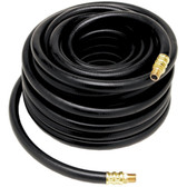 "Performance Tool M601P 25'X3/8"" Rubber Air Hose"