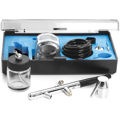 Performance Tool M676 Dual Action Air Brush Kit