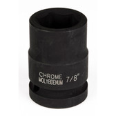 "Performance Tool M740-28 3/4"" Dr 7/8"" Impact Socket"