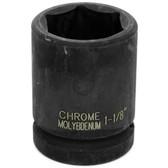 "Performance Tool M740-36 3/4"" Dr 1-1/8"" Impact Socket"