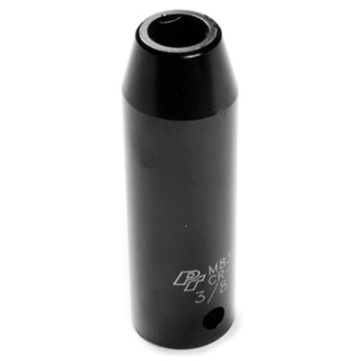 "Performance Tool M843 1/2"" Dr 6Pt Deep Impact Socket 5/8"""